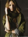 Mischa Barton does Jalouse Magazine Scan Pictures