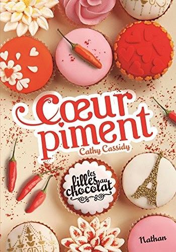 Couverture Les filles au chocolat, tome 6.5 : Coeur piment