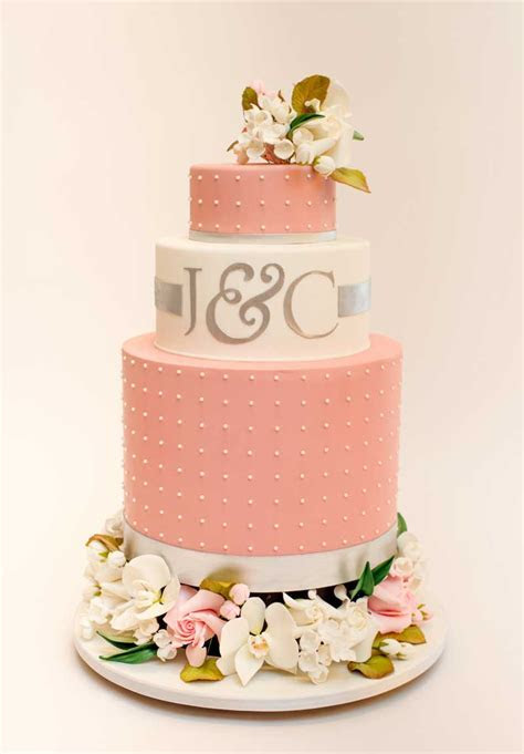 Confection Perfection: Ron Ben Israel Shares Wedding Cake