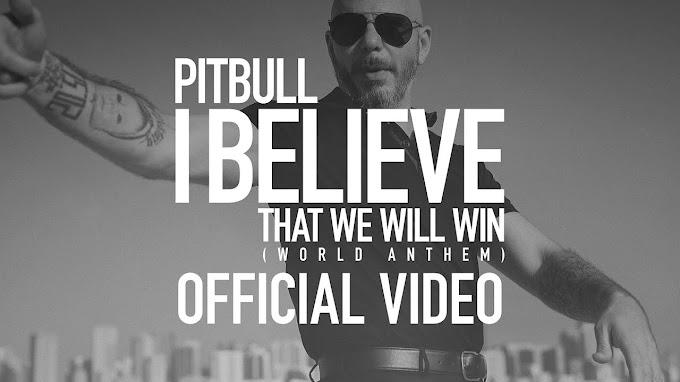 I Believe That We Will Win (World Anthem) Lyrics