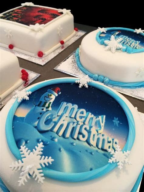 Christmas Cakes and Gingerbread   Antonia?s Cakes