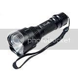 UltraFire C2 Cree Q5 5-Mode LED Flashlight