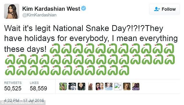 Ouch!  postagens de Kim veio logo depois que ela twittou uma mensagem velada no Twitter sobre o cantor