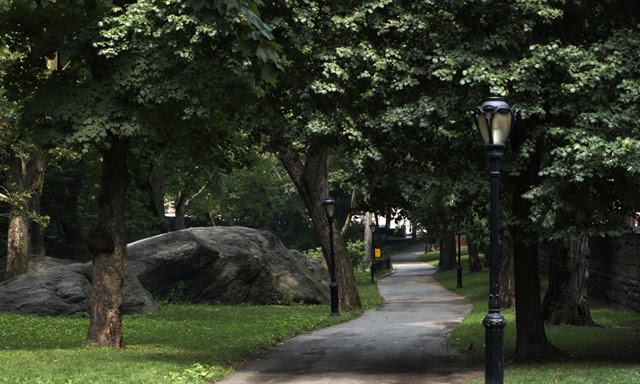 Can a Stroll in the Park Replace the Psychiatrist's Couch?