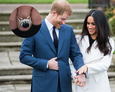 Prince Harry and Meghan Markle?s Wedding Rings Could