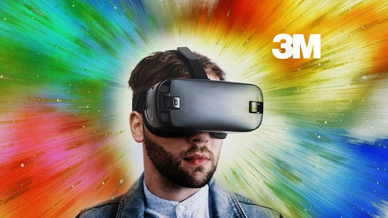 3M Teams with Pegatron to Advance VR Headset Design and Efficiency