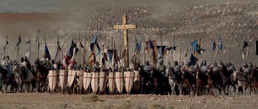 Resultado de imagen para la cruzada pelicula