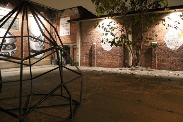 Andreco Installazione - Bunker Torino 2013
