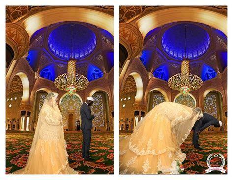 Beautiful Wedding Pictures Of Modern Nigerian Muslim