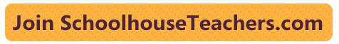 Join SchoolhouseTeachers.com through 8/31 to get 2 years for just $179 plus a locked-in rate of $179/yr on renewal. Includes free tote & print magazine!