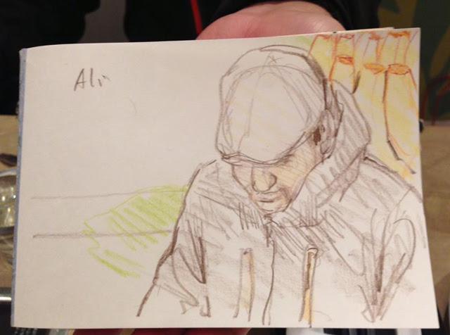 Portrait of Ali