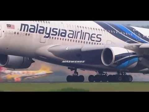 Tribute MH17 dan MH370