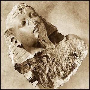 «Древний Египет» создали в 19 в. Часть 2