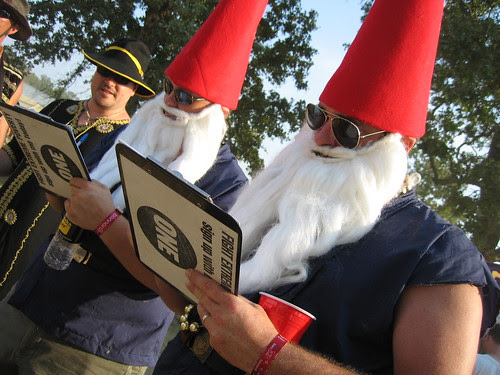 Gnomes can join too.