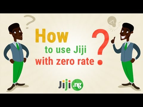 Good News: Jiji Is Now Data Free