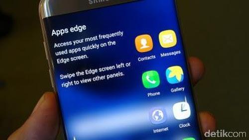 Galaxy S7 Dirakit di Indonesia