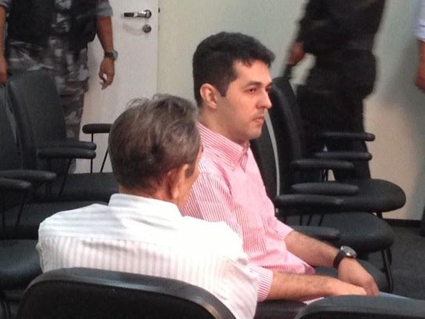 Gláucio Alencar e José Alencar Miranda