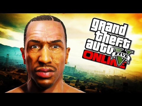 Game Play Gta 5 Gameplay Cj From Gta San Andreas In Hd