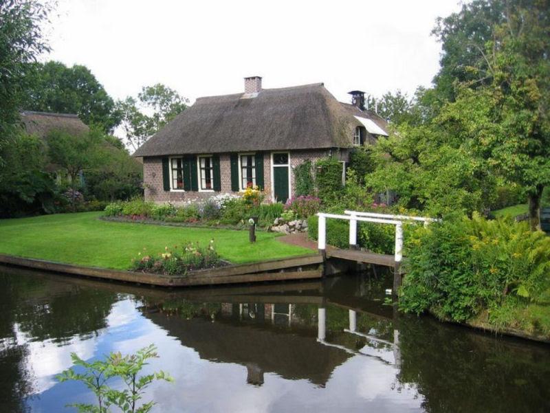 Giethoorn, a Veneza rural da Holanda 06