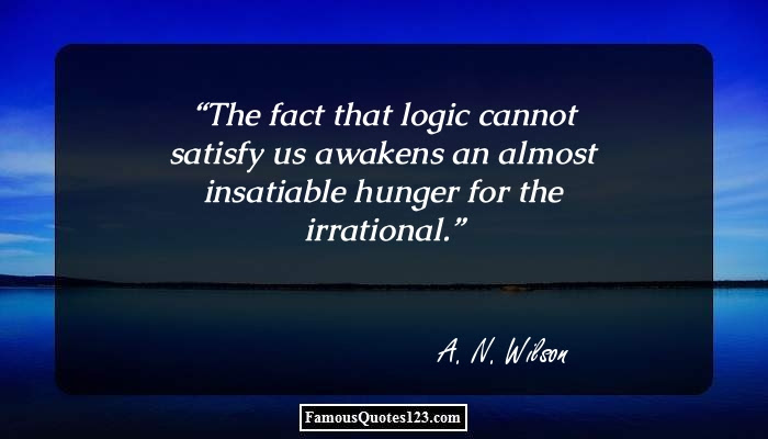 Logic Quotes Famous Common Sense Quotations Sayings