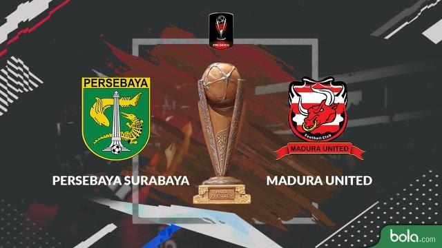 Persebaya Vs Madura United 2019