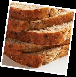 Vogel's Loaf, Bread, Seeds, UK Wheat, Grains, Ingredients