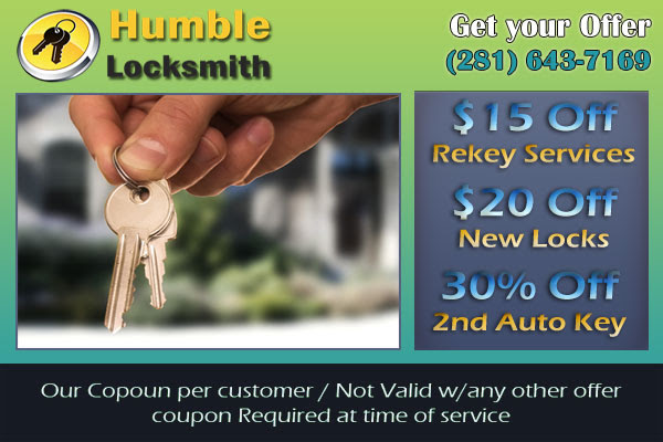 humble locksmith Offer