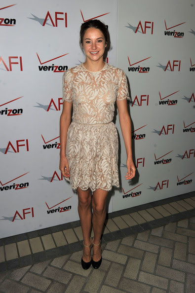 Shailene Woodley - 12th Annual AFI Awards - Red Carpet