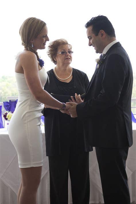 Capitol Wedding: Cornelia & Ramzi's Modern Purple Wedding