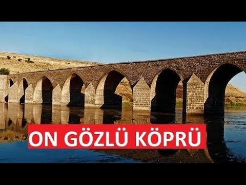 On Gözlü Köprü  / Diyarbakır 10 Gözlü Köprü