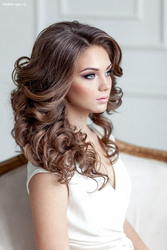 Hair - 39 Best Wedding Hairstyles For Long Hair #2690412 ...
