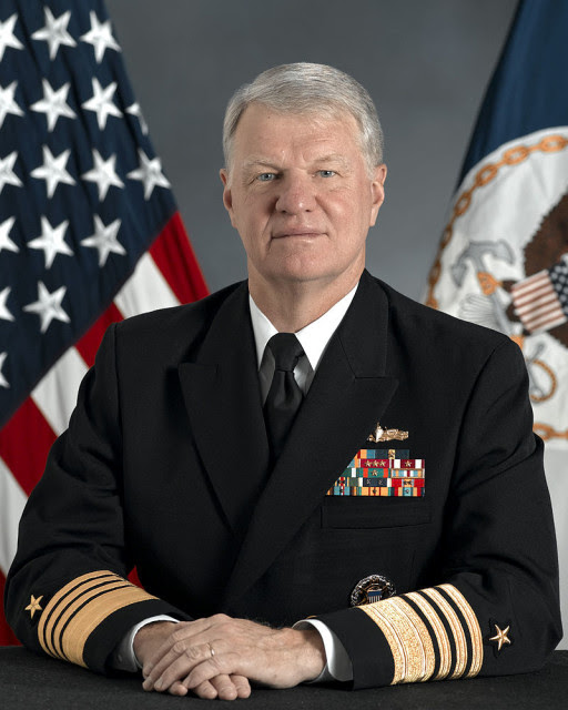 Admiral Gary Roughead. By U.S. Navy photo, Public Domain.