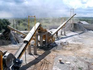 O setor de extrativo mineral é um dos mais promissores no Tocantins (Foto: Márcio Di Pietro/ATN)