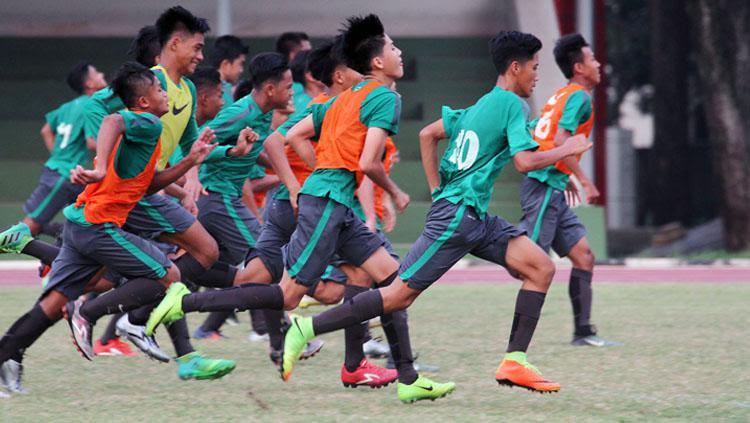 Walau Berat, Menpora Berharap Timnas U16 Lolos ke Semifinal  INDOSPORT