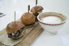 La Boulange Burger and Cafe Late, La Boulange du Dome, Westfield San Francisco Centre