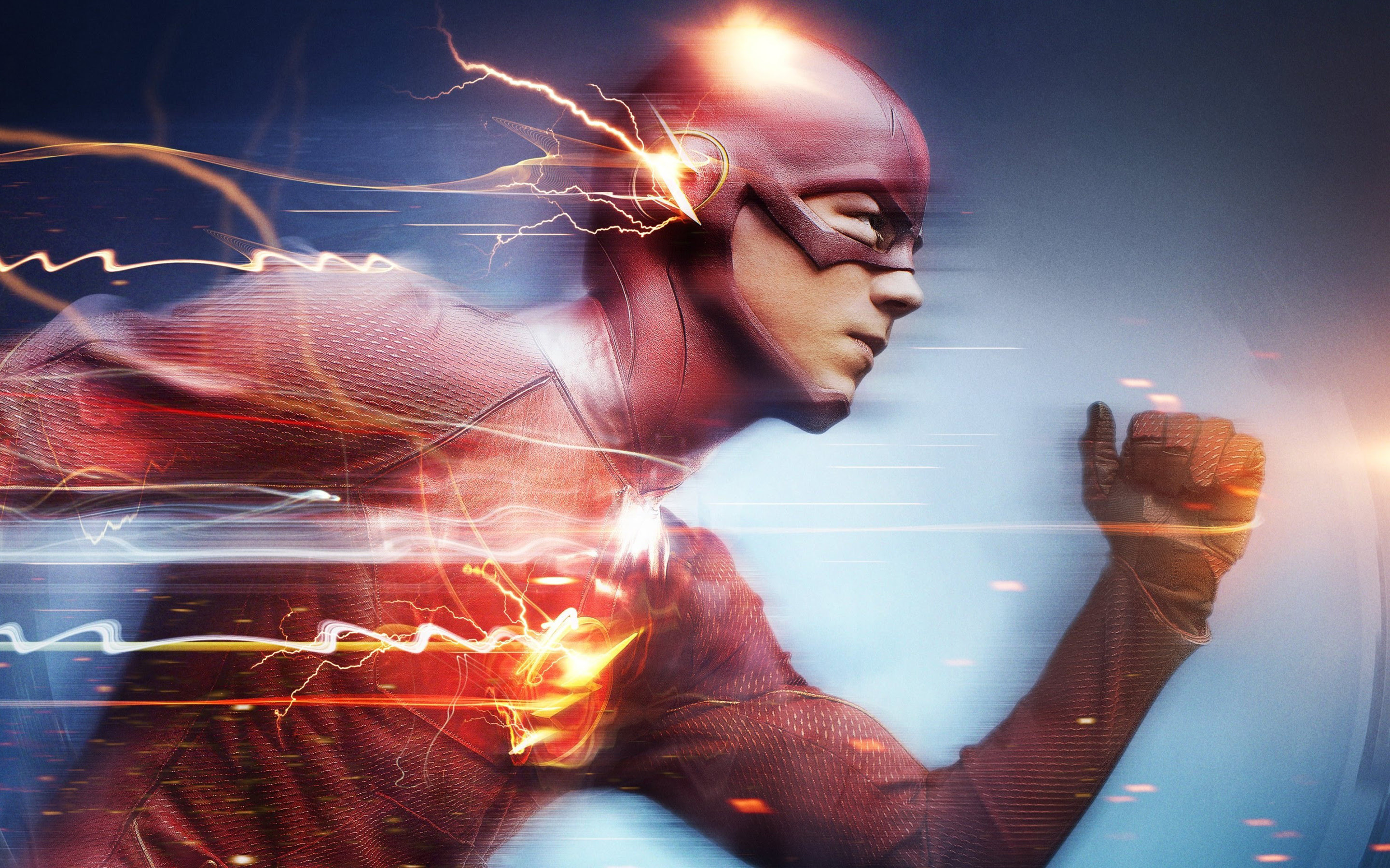 Barry Allen The Flash Wallpapers Wallpapers Hd