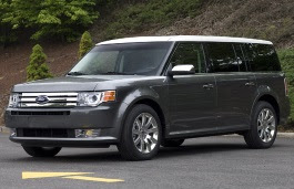 Ford Flex Specs Of Wheel Sizes Tires Pcd Offset And Rims Wheel Size Com
