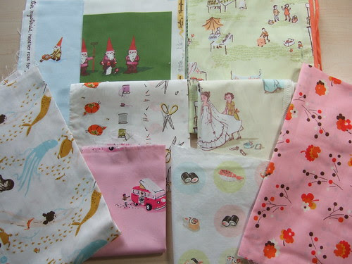 GREAT fabrics from Lisa