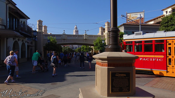 Disney California Adventure, Buena Vista Street