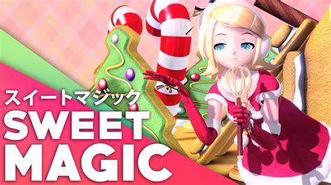 sweet magic english coverjubyphonic