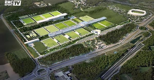 PSG future training camp will open in 2019/20. It's ...