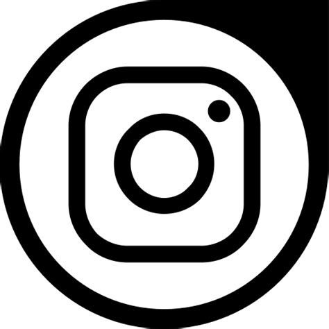 instagram icon page