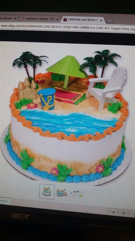 Beach Cake Toppers   Shop Beach Cake Toppers Online