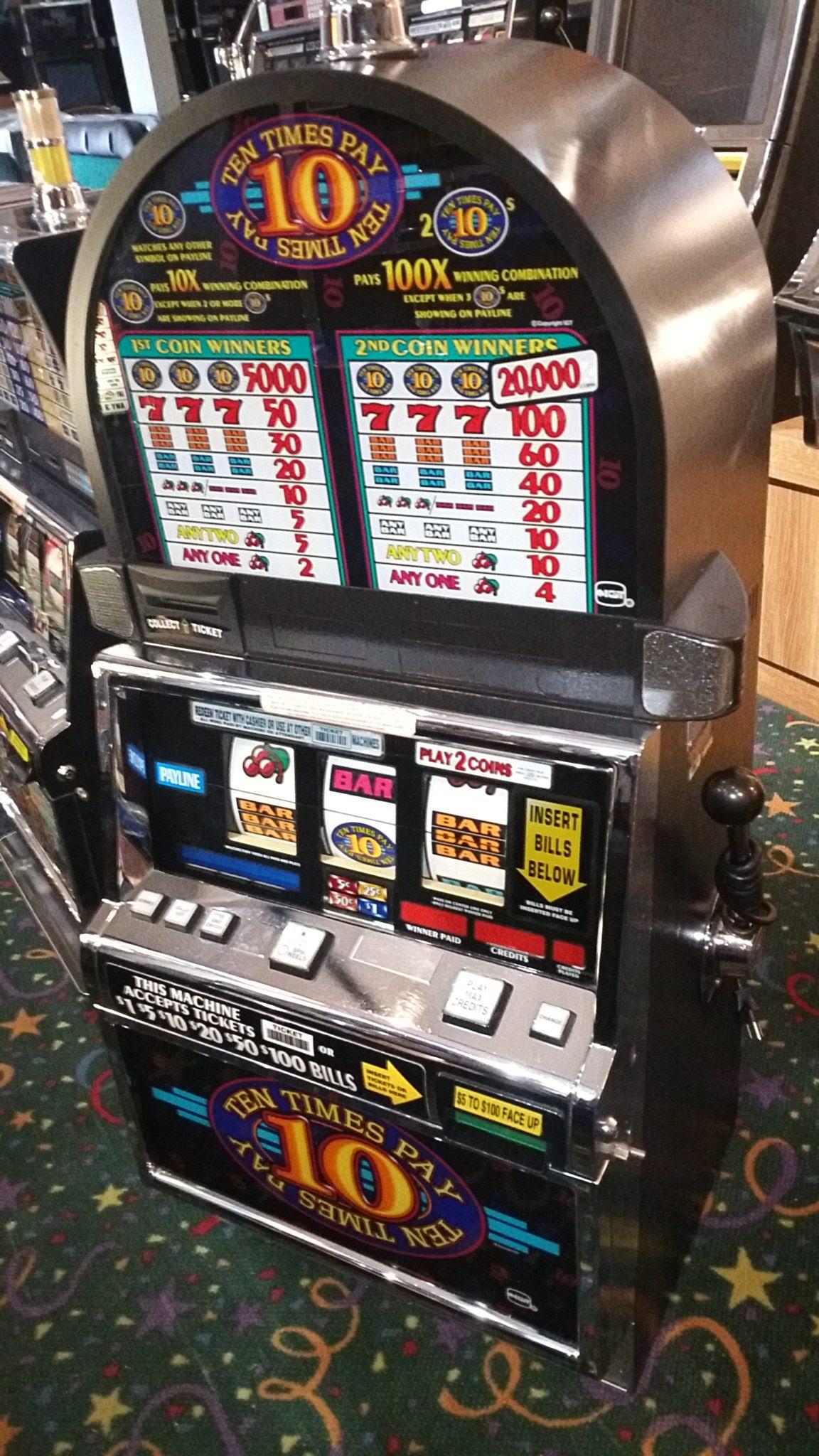 Slot machine for sale