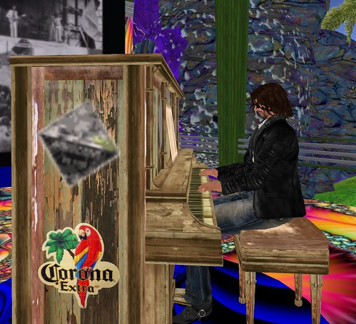Live Music with Bluemonk Rau at Woodstock on February 17 2011