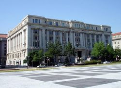 The Wilson Building, seat of the Mayor and City Council