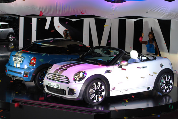 Mini Coupe & Roadster Concepts
