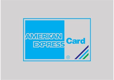American Express Card   Download Free Vector Art, Stock
