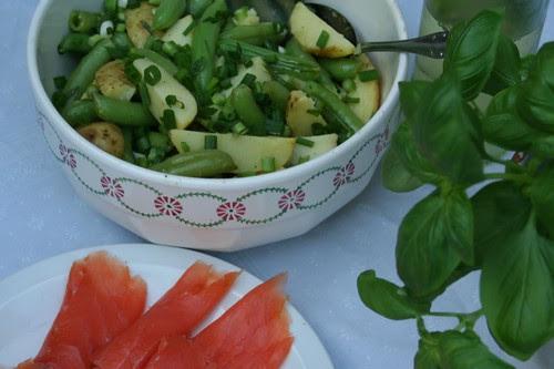 Luikse salade-achtig