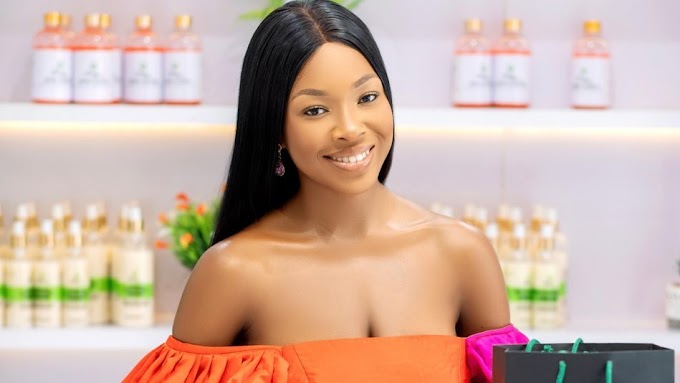 BBNaija's Vee Finally Bags Endorsement Deal with Skincare Brand [Photos]